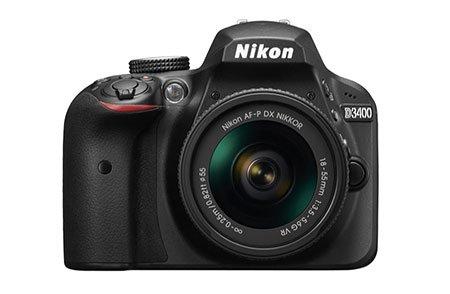 Nikon-D3400-slr-camera