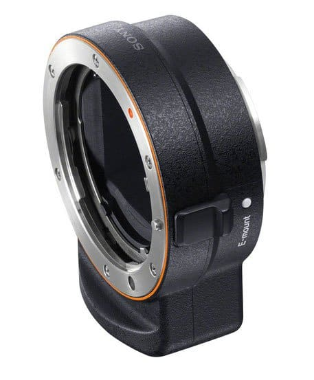 Sony-A-Mount-to-E-Mount-Lens-Adapter
