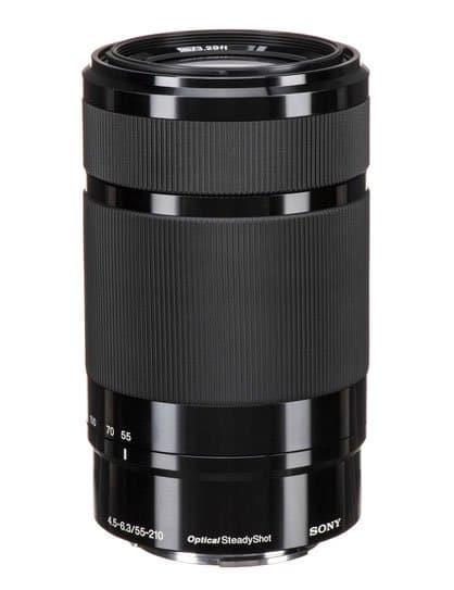 Sony-E-55-210mm-lens