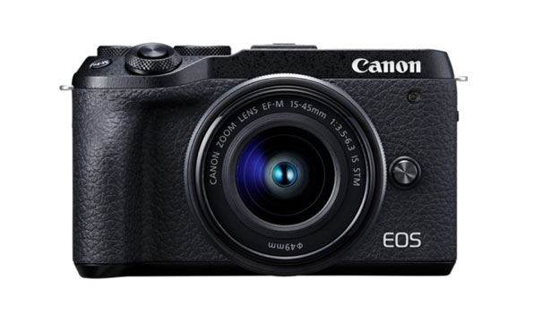 Canon-EOS-M6-Mark-II-body-with-lens