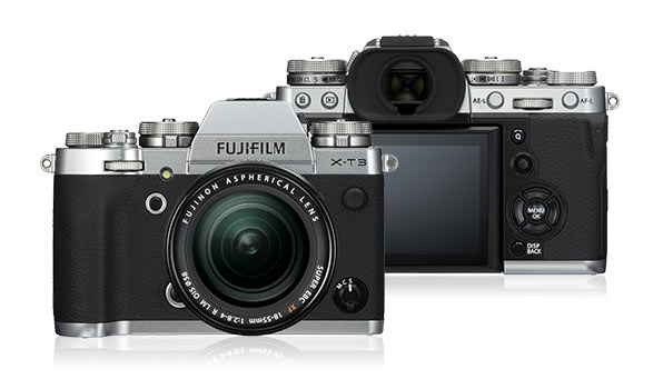 Fujifilm-X-T3-mirrorless-camera