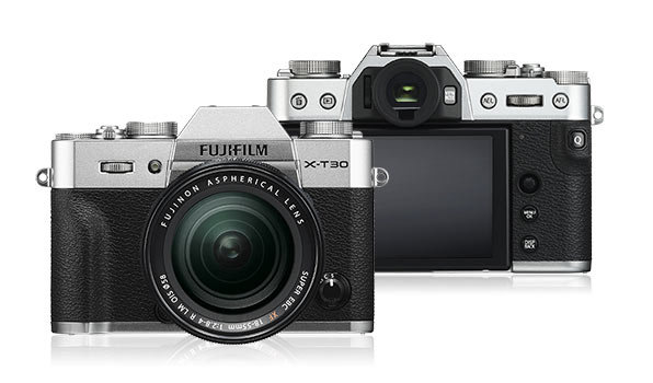 Fujifilm-X-T30-camera-back-and-front