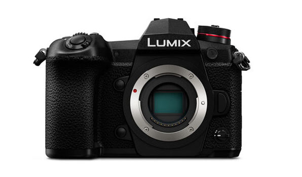 LUMIX G9 Mirrorless Camera Body