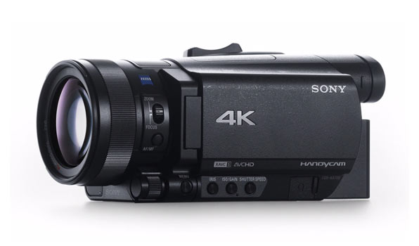 Sony-FDR-AX700-4K-Camcorder