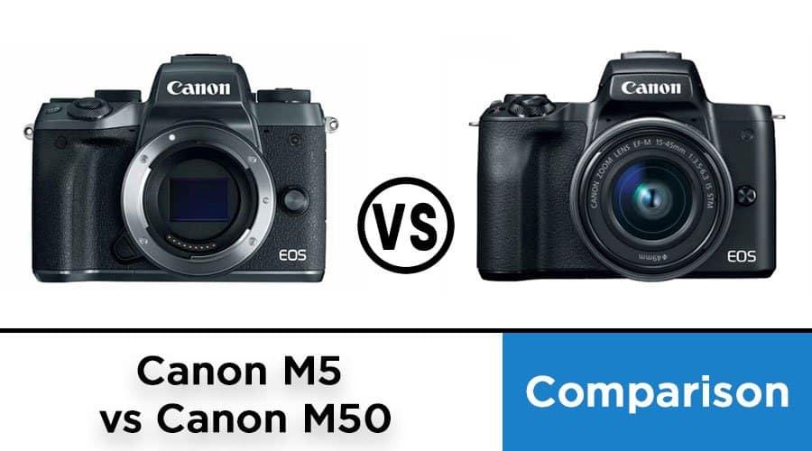 Canon-M5-vs-Canon-M50-cameras-comparison