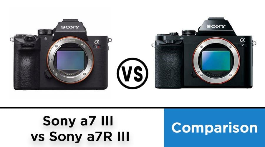 Sony-a7-III-vs-Sony-a7R-III-banner