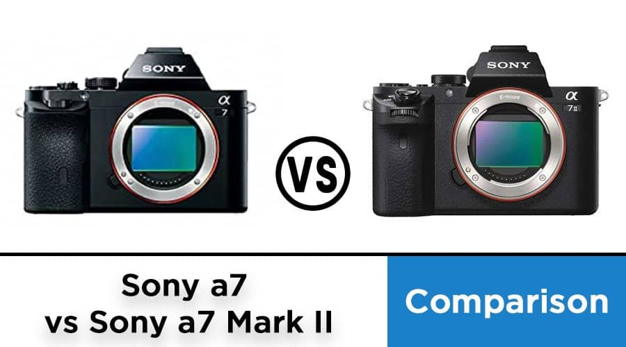 Sony-a7-vs-Sony-a7-Mark-II-banner
