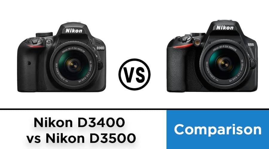 Nikon-D3400--vs-Nikon-D3500-comparison-banner