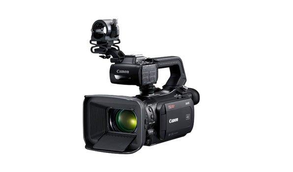 Canon-XA50-specs