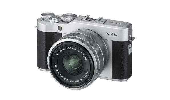 Fujifilm-XA5-specs