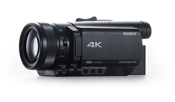 Sony-FDR-AX700-4K-Camcorder-specs