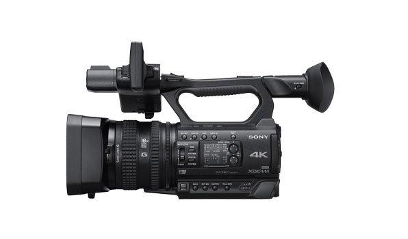 Sony-XDCAM-PXW-Z150-specs