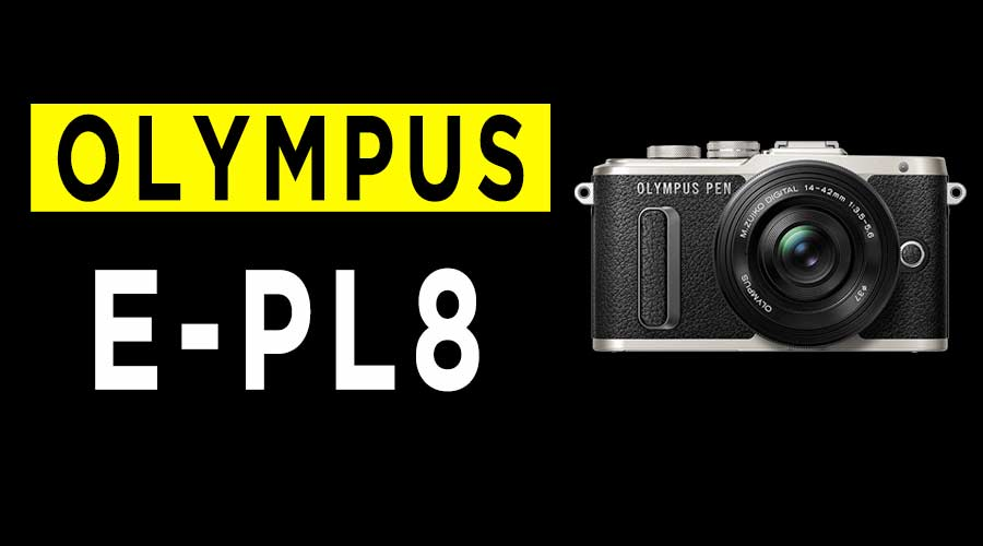Olympus-PEN-E-PL8-camera-review-banner