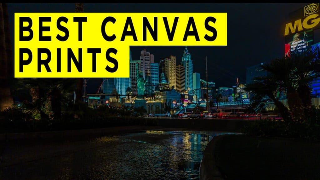 best-canvas-prints-banner
