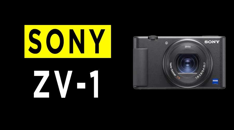 Sony-ZV-1-Digital-Camera