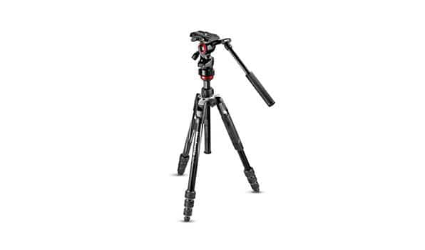 Manfrotto-Befree-Live-Video-Tripod-Kit