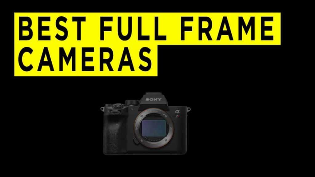 best-full-frame-cameras-banner