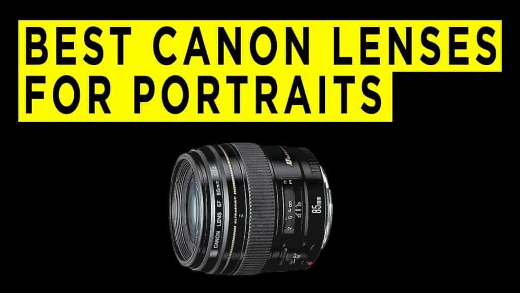 best-canon-lenses-for-portraits-banner
