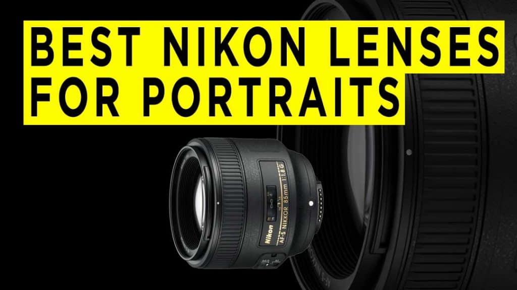 best-nikon-lenses-for-portraits-banner