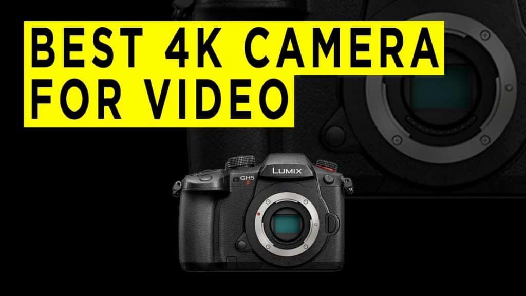 best-4k-camera-for-video-banner